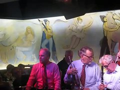 Dallas Blues_CafeCarlyle 2013 (Zigmont) Tags: new york city hotel carlyle woodyallen neworleansjazz woodyallenband