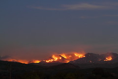 Soldier Basin Fire 5-22-13 #1 (Az Skies Photography) Tags: santa county wild arizona patagonia forest canon soldier fire eos rebel may az basin cruz national coronado mountians wildfire coronadonationalforest 2013 t2i santacruzcountyarizona patagoniamountians may2013 canoneosrebelt2i eosrebelt2i soldierbasinfire soldierbasinfire52213