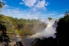 Iguazú, paseando por el lado Argentino (Mi vértigo) Tags: trip travel viaje water argentina waterfall falls cataratas iguazu 2012 iguazú parquenacional argentinachile