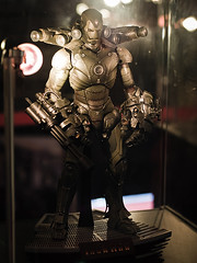 IRON MAN -  1012415 (ready_aim_snap) Tags: toys action ironman tony marvel stark figures ironmonger warmachine manuallens legacylens