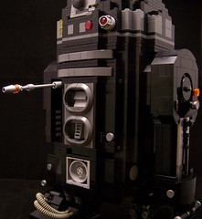 R2-D5 interface (Tigmon74) Tags: starwars lego r2d2 deathstar astromech r2d5