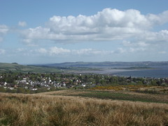 I can (almost) see the house from here (ztephen) Tags: scotland clyde ardmore helensburgh