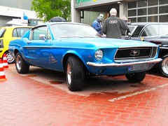 1968 Ford Mustang Fastback (1) (Transaxle (alias Toprope)) Tags: auto show berlin classic cars beauty car vintage nikon power antique voiture historic retro event coche soul carros classics carro oldtimer bella autos veteran macchina carshow coches veterans clasico voitures toprope antigo antigos clasicos