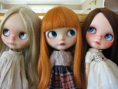 3 of my lovelies...
