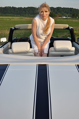 """1970 Chevelle With Kay • <a style=""""font-size:0.8em;"""" href=""""http://www.flickr.com/photos/85572005@N00/8858641740/"""" target=""""_blank"""">View on Flickr</a>"""
