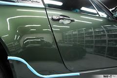 964targa-30 (Wax-it.be) Tags: roof detail reflection green shine convertible porsche gloss cabrio waxing perfection speedster targa detailing 964 swissvax waxit