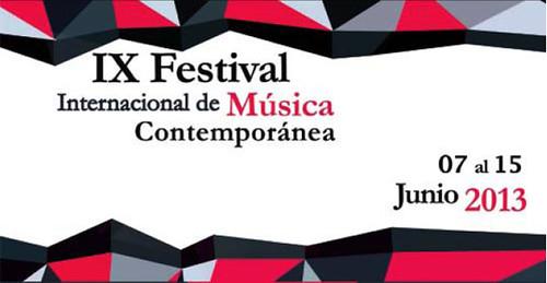 Cartelera Cultural DEL 3 AL 9 DE JUNIO DE 2013