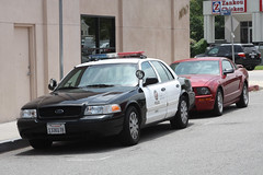 Los Angeles Police Dept. (twm1340) Tags: ca ford car losangeles north police victoria hollywood cop vic crown officer patrol lapd 2013