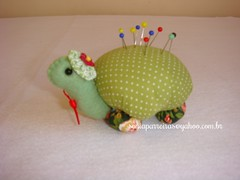 TARTARUGA ALFINEREIRO (sonia parreiras) Tags: tartaruga alfineteiro
