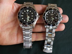 DSC01313 (CraigShipp.com Photos - Events / People / Places) Tags: divers watch automatic edc shogun titanium seiko 200m sbdc007
