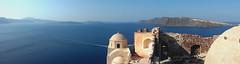 Veduta da Oia (PhotoMatteck) Tags: blue sea island mare blu santorini greece da ia veduta oia isola