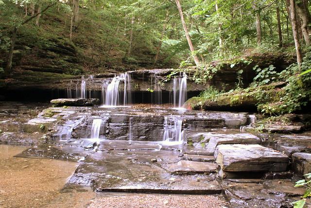 Union Camp Falls