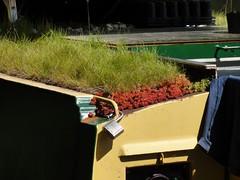 2013 07 11 77 KA Canal at Kintbury (Mark Baker.) Tags: mark baker photo day project photoaday 365 july 2013 england uk berkshire summer kintbury kennetandavon canal kennet avon narrowboat barge barges boat boats narrowboats picsmark photograph ka kanda