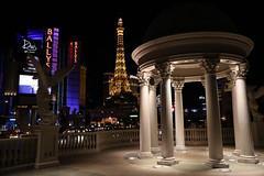 Las Vegas ;) (OwenNYChen) Tags: street las vegas usa paris water night photography hotel nevada casino strip bellagio
