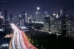 /  cold current (blackstation) Tags: china road street city travel skyline architecture canon buildings shanghai viaduct highways cbd    inspiring skyscraping