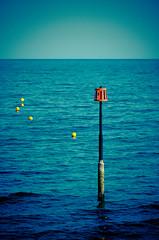 Buoys (bennatrinsphoto) Tags: southwest holidays devon nikkor lightroom teignmouth southdevon nikond5100