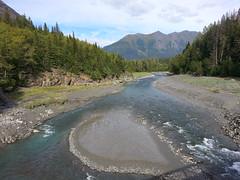 "Bird Creek...Girdwood,  Alaska (Anthony ""Tony G"" Gliozzo (Web Site is ocbirds.com)) Tags: bird alaska creek fishing highway salmon trout seward girdwood gliozzo flickrandroidapp:filter=none"