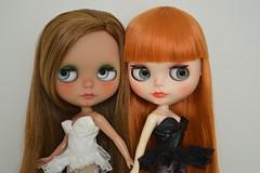 LiLy and Natasha