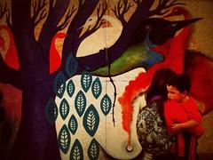 (A desalambrar) (Felipe Smides) Tags: mural pintura victorjara muralismo puentealto desalambrar smides felipesmides