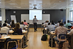 Carlos Moure (EOI) (EOI Escuela de Organizacin Industrial) Tags: colombia master blended executive eoi formacin incompany