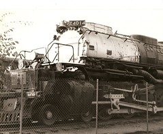 Union Pacific Big Boy 4-8-8-4 No. 4014