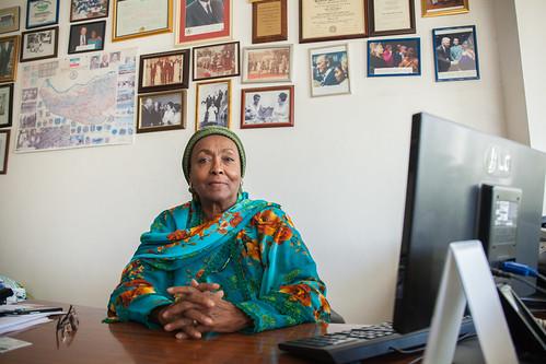Edna Adan, Somaliland
