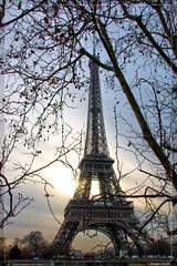 Tour Eiffel depuis le Pont d'Ina (Brangre SEGURA) Tags: paris toureiffel champdemars arcdetriomphe militaire placedelaconcorde granderoue pontalexandreiii pontdelalma trocadro pontdina fontainedesmers oblisquedelouxor pierretraverse