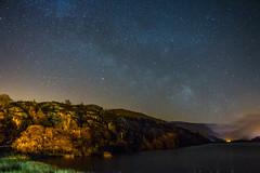Milky Way Over Brynrefail & Llanberis (Neil M Thomas) Tags: lake wales stars cymru astro astrophotography nightsky llanberis snowdonia milkyway northwales llynpadarn brynrefail