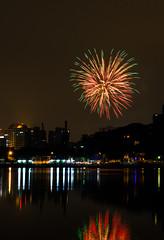 Mazu Birthday Fireworks