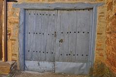 Puerta Maragata (C.Frayle) Tags: espaa rural puerta y casas len castilla castillaylen maragata