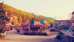 Merry go round (Wanderlust journeys) Tags: go seoul round merry southkorea yongmalandanabandonedamusementpark
