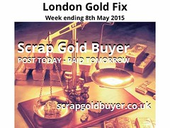 London Gold Fixing 8th May 2015 (kep19563) Tags: gold goldfix goldprice londongoldfix goldfixgbp sterlinggoldprice sterlinggoldfix goldfixing