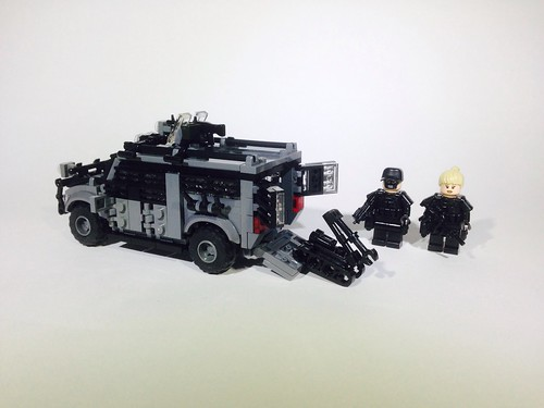 Raptor XR Bomb Disposal