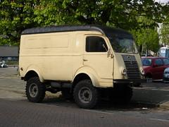 1954 Renault R2067 (harry_nl) Tags: netherlands utrecht nederland renault import 2015 1000kg goélette r2067 dl6667 sidecode1 bl6667