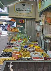 JERUSALEM, ISRAEL - Mahane Yehuda market/ ИЕРУСАЛИМ, ИЗРАИЛЬ - рынок Махане-Иехуда (El Ruso AG) Tags: israel market jerusalem mercado olives souk bazaar aceitunas olivas israeli bazar jerusalen suk израиль иерусалим рынок базар оливки маслины сук израильский иерусалимский