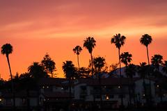 Santa Barbara - Pier - Sunset-2 (matt_yiu) Tags: santa 1 us los san francisco angeles sony barbara monica alpha cambria a5000