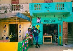 FQ9A6245 (gaujourfrancoise) Tags: africa portraits shops colored senegal coloré afrique boutiques traders nianing tradespeople commercants gaujour naïvepaintingspeinturesnaïves dibiteries