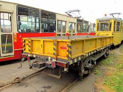 Technical wagon, #105R, Tramwaje lskie (transport131) Tags: tram tramwaj t bdzin kzk gop wagon techniczny technical