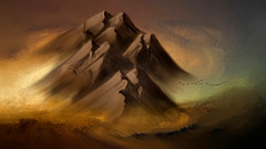 From Iceland. (Tta. 27.12.1964.) Tags: fantasy mountain nature iceland sland