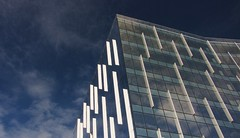 IMG_1118 (Shutterbuglette) Tags: highrise manmade sky clouds reflection beautyofnaturalandmanmade