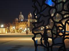 Marseille by light (Emmanuel Legros) Tags: marseille major cathdrale mucem art architecture culture night nuit ballade prisme