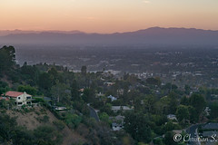 Mulholland Drive, LA, Kalifornien, USA (christianschwab1908) Tags: usa leica roadtrip kalifornien urlaub m262 mulhollanddrive westküste tag2 2016 losangeles sonnenuntergang elmaritm90mmf28 westkã¼ste