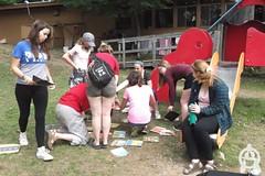 "DSCF0008 (Brittany ""Aviia"" Forsyth) Tags: ontario canada muskokas baysville cairn camp camping kids summer glenmhor payitforward music art dance drama madd"