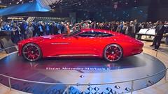 Mercedes maybach vision 6 12 (benoit.patelout) Tags: mondial automobile paris 2016 mercedes maybach vision 6