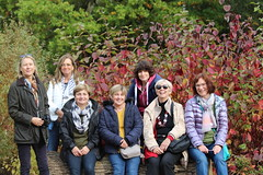 Jane Cooper Richmond Oct 16 9 group (Anne Gilmour) Tags: walkers