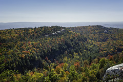 DSC_3386 (Stephen Biebel Photography) Tags: landscape northeastern leaves changing autumn fall october minnewaska newyork woods forsest trees hiking overlook scenic vistas view colors
