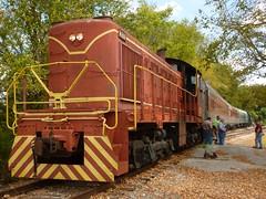 Switch engine (Jer*ry) Tags: train railroad excursion ride northalabamarailroadmuseum vintage antique preservation locomotive switchengine
