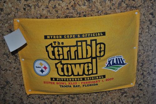 Terrible Towel 2