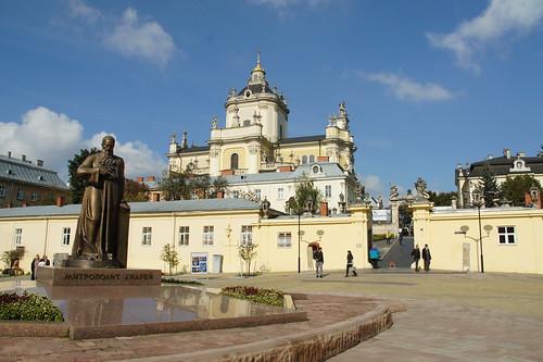 Lviv, Ukraine, October 2016