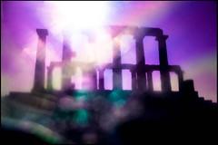 20161120-093 (sulamith.sallmann) Tags: antik antike attika blur building effect effekt filter folientechnik gebude greece griechenland kapsounio poseidontempel sounio tempel temple unscharf grc sulamithsallmann